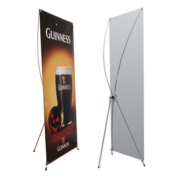 Kroy Signs – X-Banner Stands
